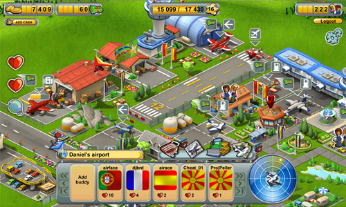 skyrama game